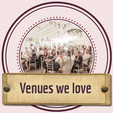 Wedding Chaps Venues We Love